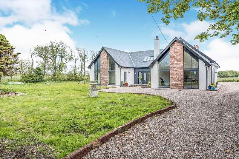4 Bedrooms Detached House for sale in Inverkeilor, Arbroath, DD11