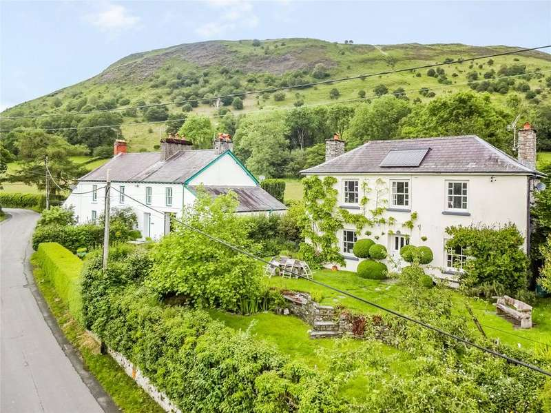 4 Bedrooms Detached House for sale in Rhandirmwyn, Llandovery, Carmarthenshire