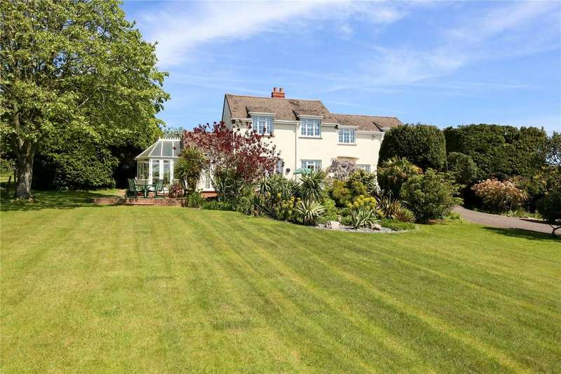4 Bedrooms Detached House for sale in Winters Lane, Redhill, Bristol, BS40