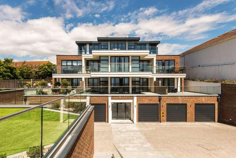 3 Bedrooms Penthouse Flat for sale in Aquavista, Marine Drive, Rottingdean