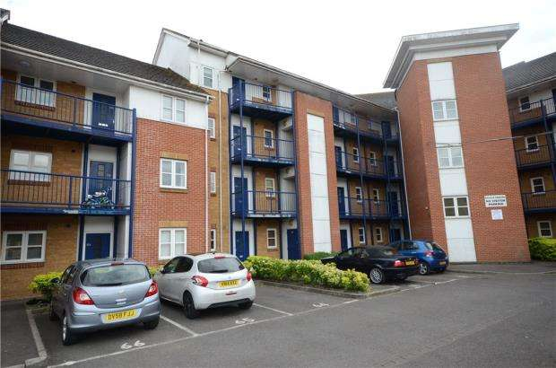 1 Bedroom Apartment Flat for sale in Kennet Walk, Reading, Berkshire
