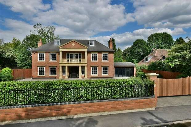 5 Bedrooms Detached House for sale in Old Slade Lane, Richings Park, Buckinghamshire