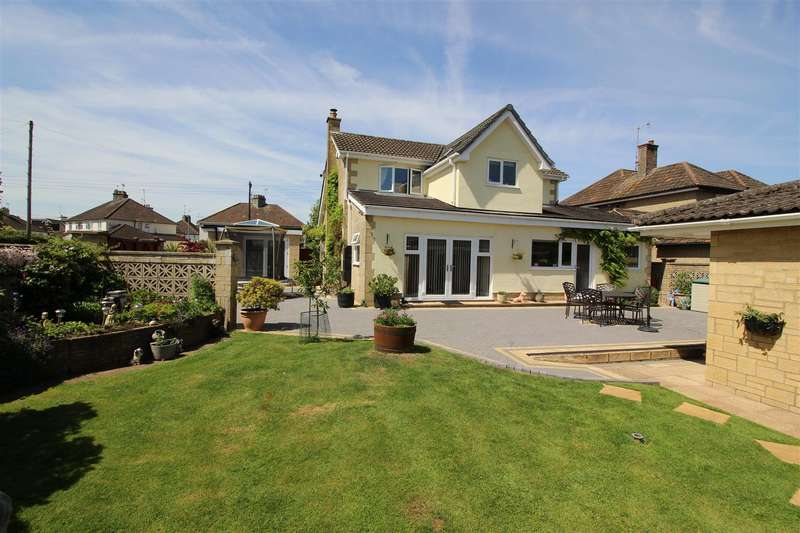 5 Bedrooms Detached House for sale in Greenway Lane, Chippenham