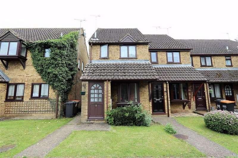 2 Bedrooms End Of Terrace House for sale in Hockley Court, Watling Street, Hockliffe