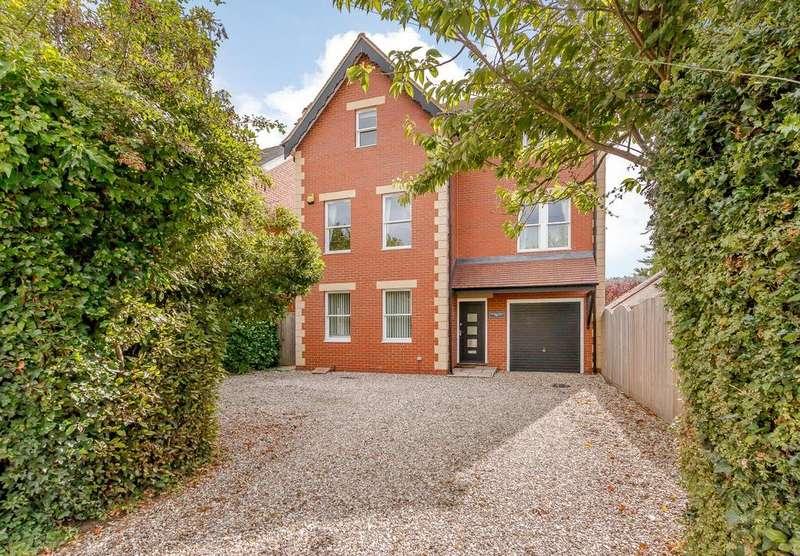5 Bedrooms Detached House for sale in Charlton Lane, Cheltenham, Gloucestershire, GL53