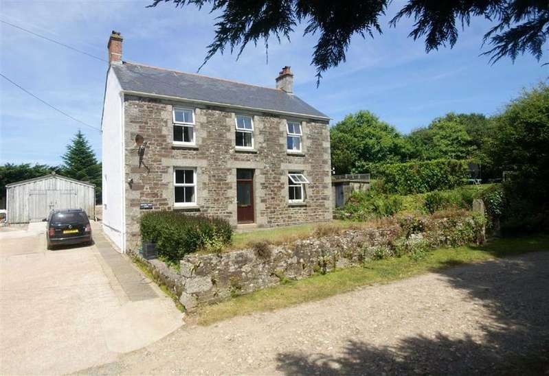 5 Bedrooms Detached House for sale in Kerthen Wood, Townshend, Hayle, Cornwall, TR27