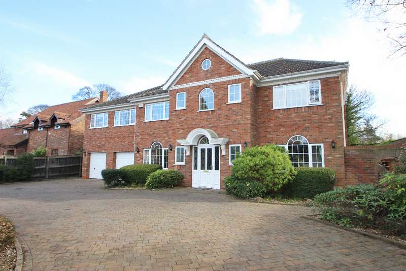 6 Bedrooms Detached House for sale in GROVE LANE, WALTHAM