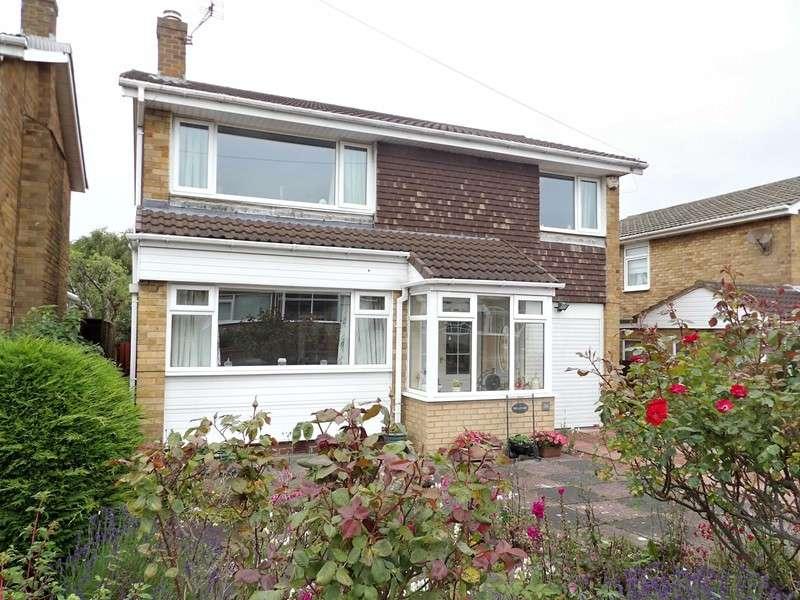 4 Bedrooms Property for sale in Meldon Avenue, GREY HEN ESTATE, South Shields, Tyne and Wear, NE34 0EL