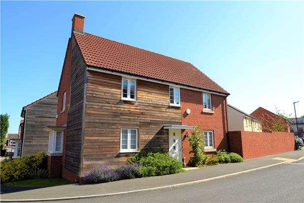 4 Bedrooms Detached House for sale in Oldfield Road, Brockworth, Gloucester, GL3 4RY