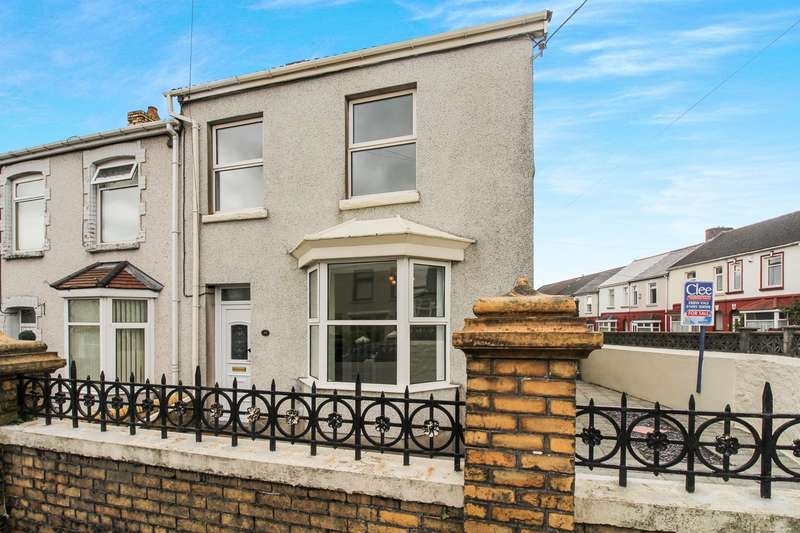 3 Bedrooms Terraced House for sale in Brynheulog Street, Ebbw Vale, NP23