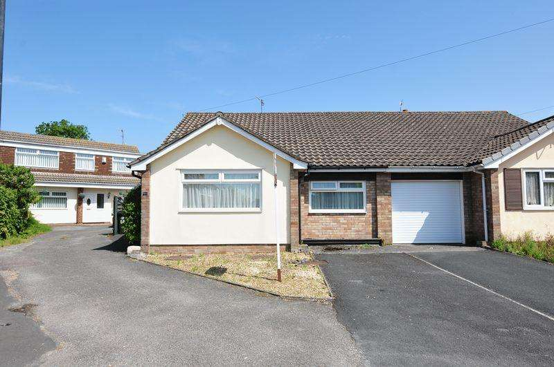 3 Bedrooms Semi Detached Bungalow for sale in Allerton Crescent, Whitchurch, Bristol, BS14