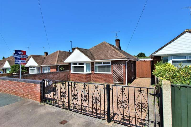 2 Bedrooms Detached Bungalow for sale in WARDEN HILL, GL51
