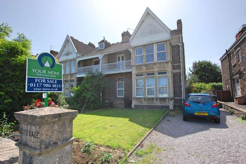 4 Bedrooms Flat for sale in Charlton Road, Keynsham, Bristol, BS31