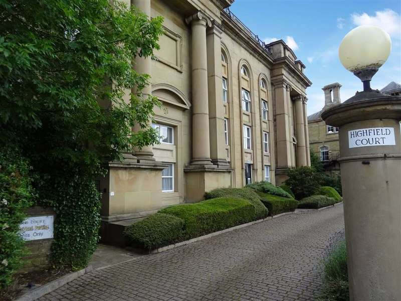 2 Bedrooms Apartment Flat for sale in Highfield Court, Edgerton, Huddersfield