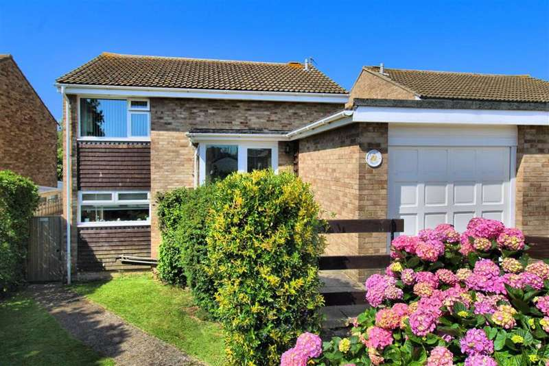 3 Bedrooms Detached House for sale in Farm Close, Seaford, East Sussex