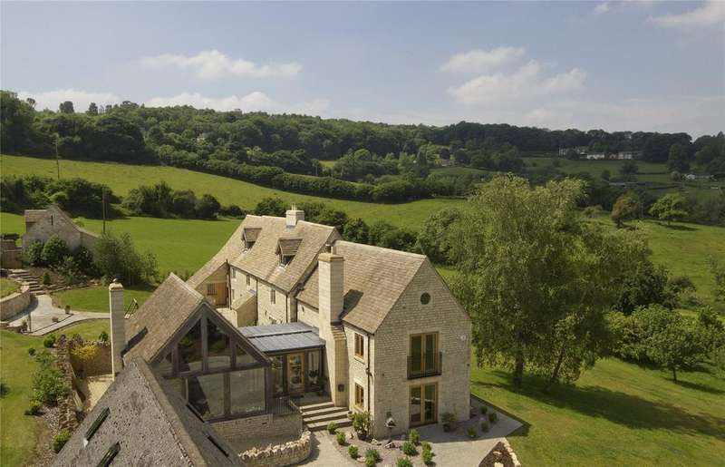 6 Bedrooms House for sale in Jenkins Lane, Edge, Stroud, Gloucestershire, GL6