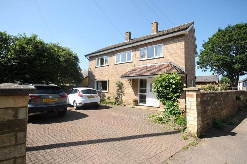 3 Bedrooms Detached House for sale in Stockbridge Road, Clifton, SG17