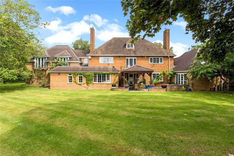 6 Bedrooms Detached House for sale in Charlton Park Gate, Cheltenham, Gloucestershire, GL53