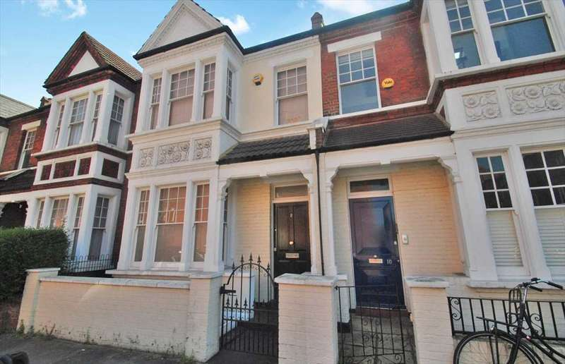 4 Bedrooms Terraced House for sale in Buer Road, London