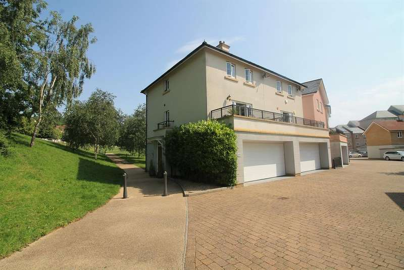 4 Bedrooms Semi Detached House for sale in Watch House Place, Portishead, North Somerset, BS20 7AU