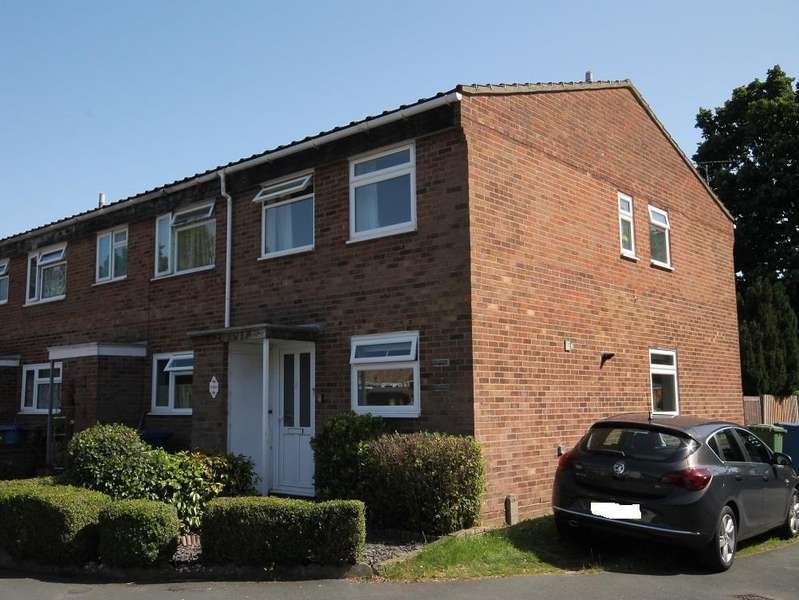 3 Bedrooms Semi Detached House for sale in Silver Hill, College Town, Sandhurst