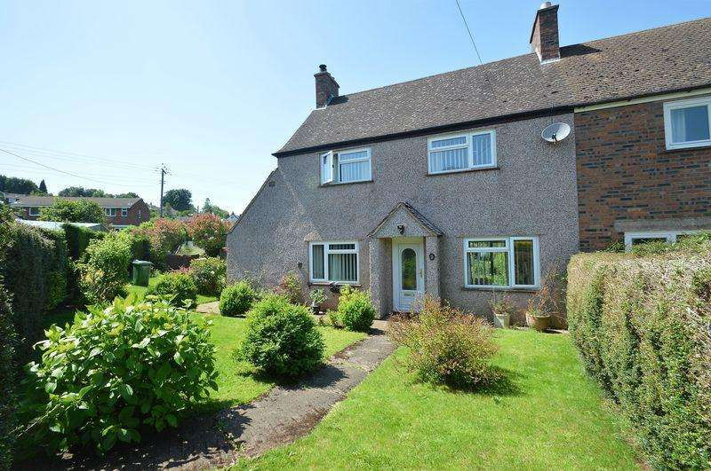 3 Bedrooms Semi Detached House for sale in Joys Green, Lydbrook, Gloucestershire