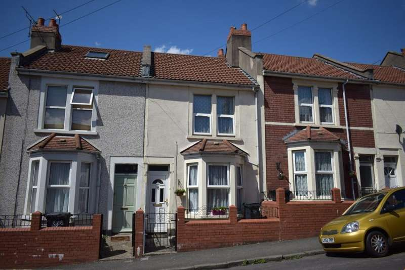 3 Bedrooms Terraced House for sale in Bloy Street, Easton, Bristol BS5