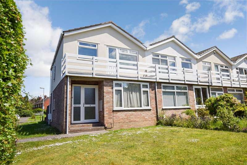3 Bedrooms End Of Terrace House for sale in Court Close, Horfield, BS7