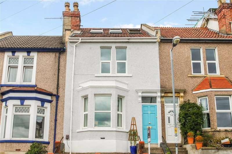 4 Bedrooms Terraced House for sale in Dunkerry Road, Windmill Hill, BRISTOL, BS3