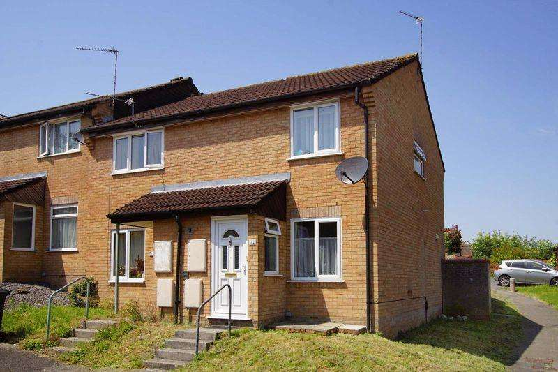 2 Bedrooms Terraced House for sale in Glanville Gardens, Bristol, BS15 9WT