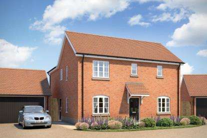 4 Bedrooms Detached House for sale in Newlands, Stoke Lacy, Bromyard