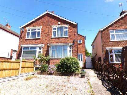 3 Bedrooms Semi Detached House for sale in Markfield Road, Groby, Leicester, Leicestershire