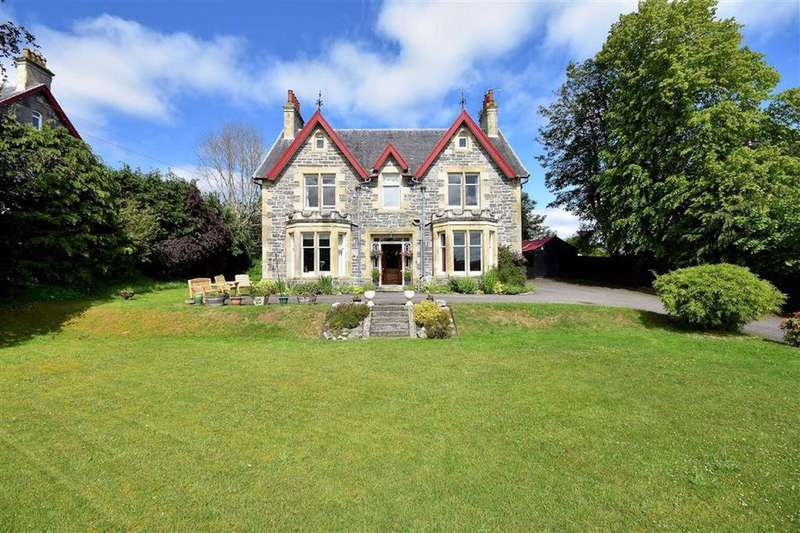 6 Bedrooms Detached House for sale in Grantown On Spey