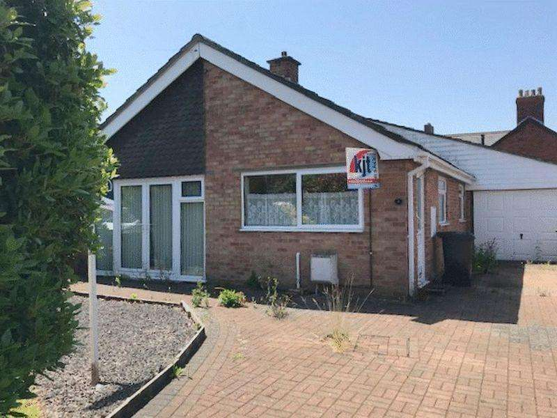 3 Bedrooms Bungalow for sale in Windsor Drive, Lydney