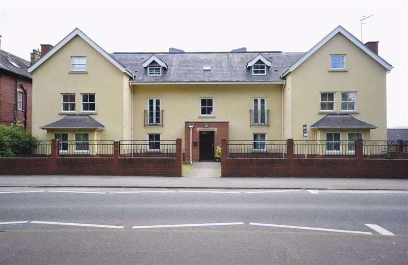 2 Bedrooms Apartment Flat for sale in Stratford Road, Stroud
