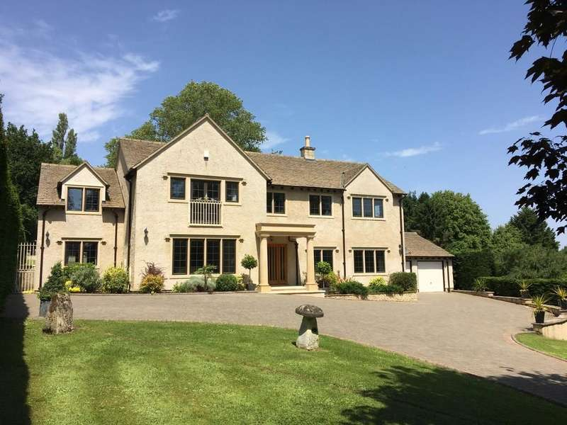 6 Bedrooms Detached House for sale in Bownham Park, Rodborough Common