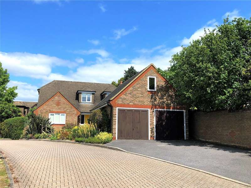 4 Bedrooms Detached House for rent in Balfour Place, Marlow, Buckinghamshire, SL7