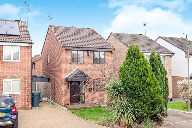 3 Bedrooms Detached House for sale in The Spring, Long Eaton, Nottingham, NG10