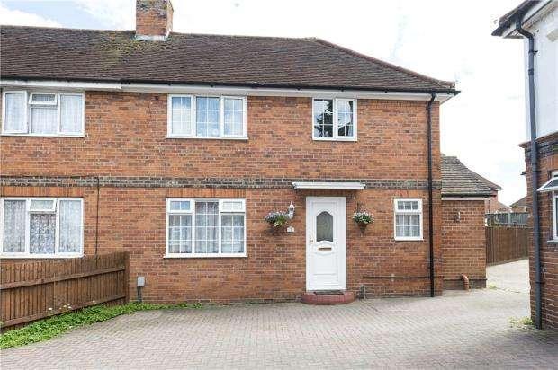 2 Bedrooms Semi Detached House for sale in Sheldon Gardens, Reading, Berkshire