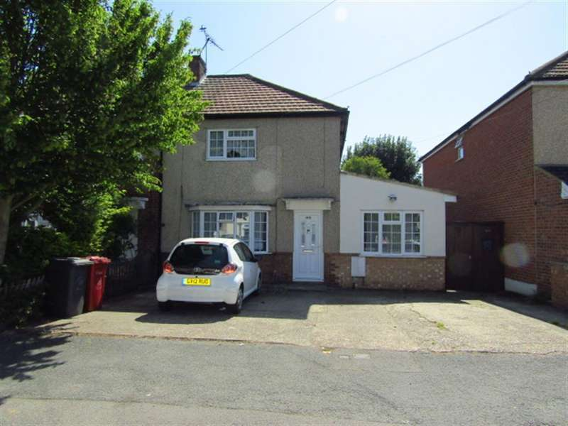 3 Bedrooms Maisonette Flat for sale in Preston Road, Slough , SL2 5LP