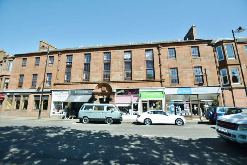 1 Bedroom Flat for sale in Main Street, 6 Coppergate, Prestwick, South Ayrshire, KA9 1AA