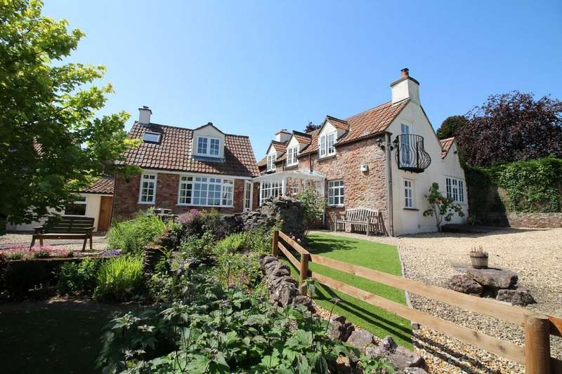 4 Bedrooms Cottage House for sale in The Wrangle, Compton Martin