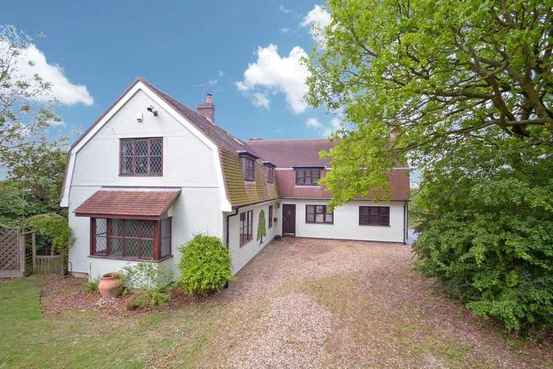 5 Bedrooms Detached House for sale in London Road, Feering, CO5 9EN