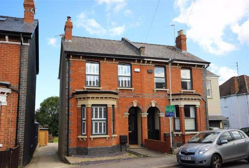 3 Bedrooms Semi Detached House for sale in Church Road, Leckhampton, Cheltenham, GL53