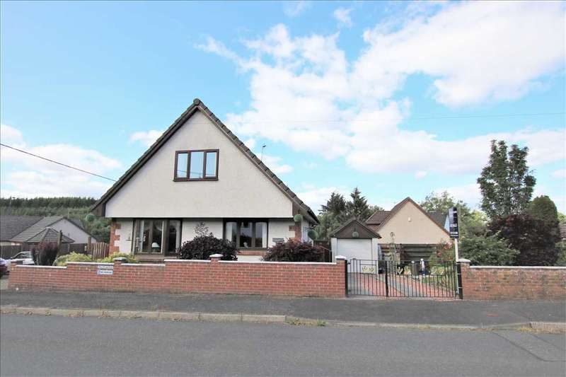 4 Bedrooms Detached House for sale in Cathanellie, Forestmill, Alloa
