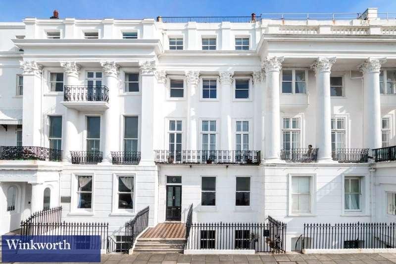 3 Bedrooms Maisonette Flat for sale in Arundel Terrace, Brighton, BN2