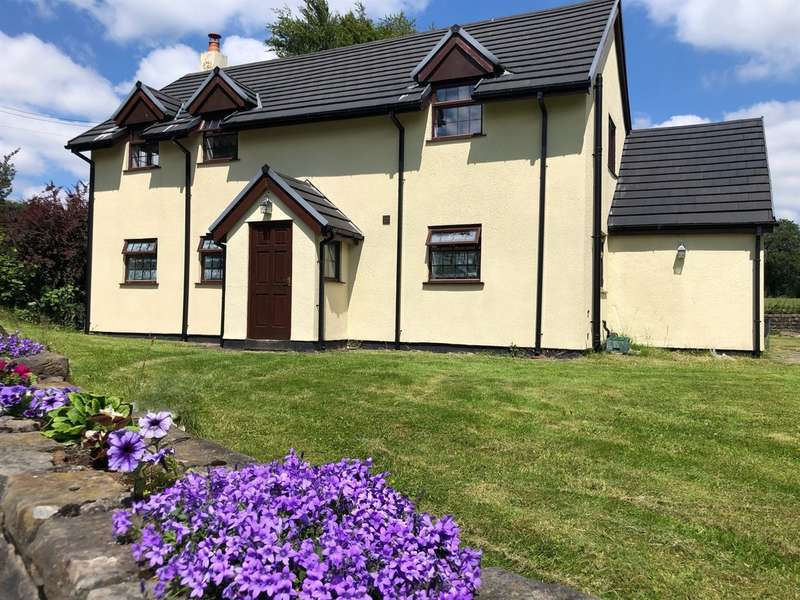 4 Bedrooms Detached House for sale in Heol Tynewydd, Bedwellty, Blackwood
