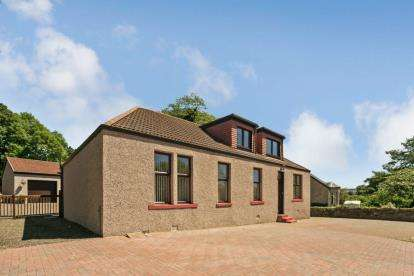 4 Bedrooms Detached House for sale in Woodend Road, Cardenden