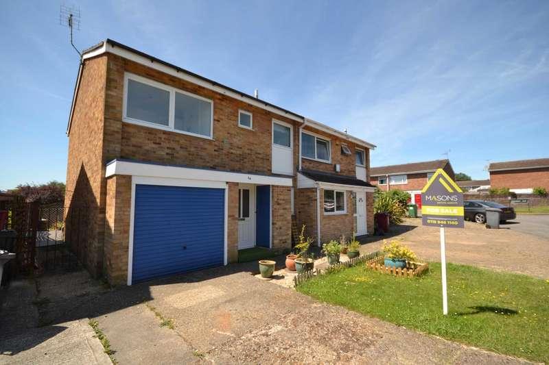 3 Bedrooms Semi Detached House for sale in Kingsway, Caversham Park