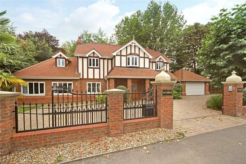 5 Bedrooms Detached House for sale in Church Road, Bray, Berkshire, SL6